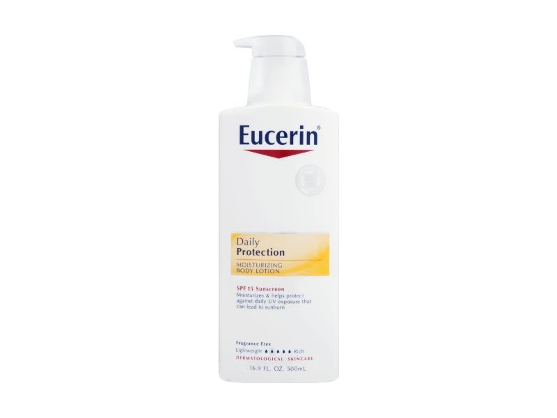 Eucerin Everyday Protection Body Lotion with SPF 15 - 16.9 oz