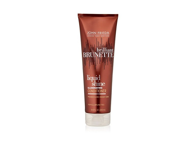John Frieda Brilliant Brunette Liquid Shine Illuminating Conditioner, John Frieda