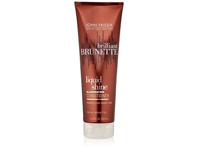 John Frieda Brilliant Brunette Liquid Shine Illuminating Conditioner, John Frieda - Image 1