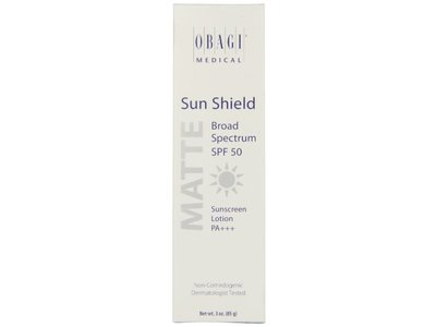 Obagi Sun Shield Matte Broad Spectrum SPF 50, 3 oz