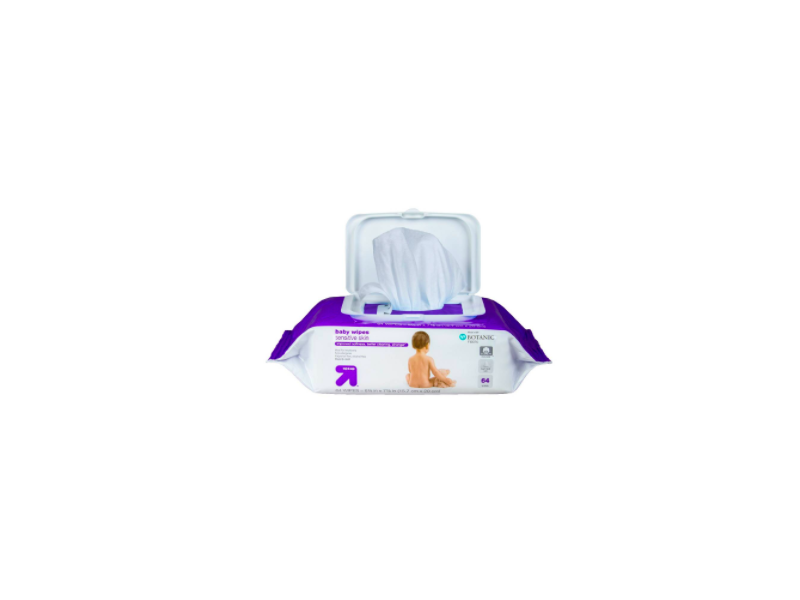 Up Amp Up Baby Wipes Sensitive Skin 192 Wipes Ingredients