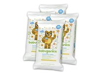 Babyganics Hand & Face Wipes, Fragrance Free, 30 Count (Pack of 4, 120 Total Wipes) - Image 2