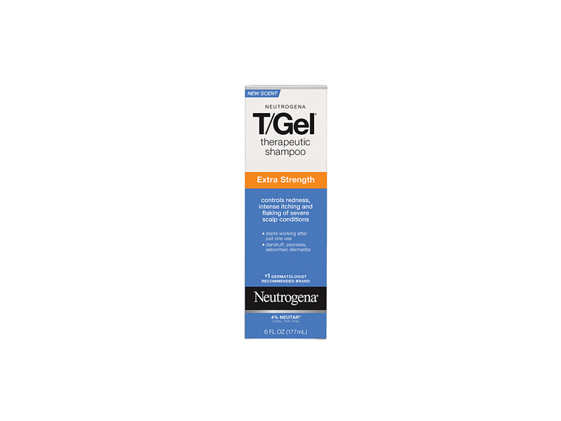 Neutrogena T/gel Therapeutic Shampoo - Extra Strength, Johnson & Johnson