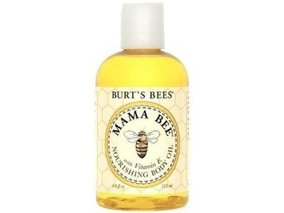 Burt's Bees: Mama Bee Nourishing Body Oil, 4 oz (3 pack)