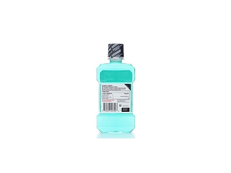 Listerine Antiseptic Mouthwash, Cool Mint, 8.5 oz (250 ml) (Pack of 3)