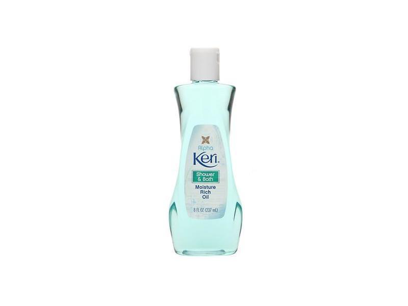 Alpha Keri Shower And Bath Moisture Rich Oil, 8 fl oz